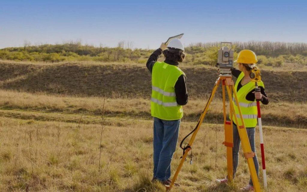 инженерно геодезические изыскания в Самаре и Самарской области